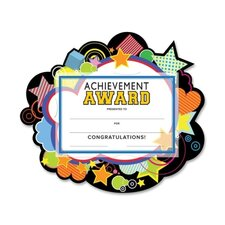 Achievement Award Certificate Kit