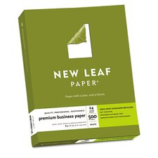 New Leaf Premium Business Paper, 500 Sheets