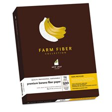 New Leaf Premium Banana Fiber Paper, 500 Sheets