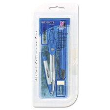 Westcott Eight Piece Math Tool Kit