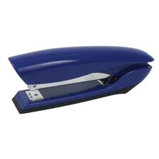 <strong>Stanley Bostitch</strong> Stapler, Anti-Microbial, Staples 20 Sheets, Top Load, Blue