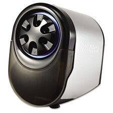 Quiet Sharp 8 Classroom Electric Pencil Sharpener, Silver
