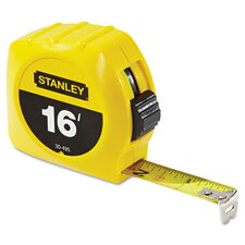 Plastic 16' Tape Measure