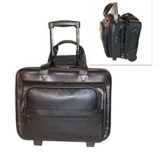 Business Leather Laptop Pilot Case