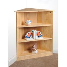 "<strong>Gift Mark</strong> 36"" Corner Bookcase"