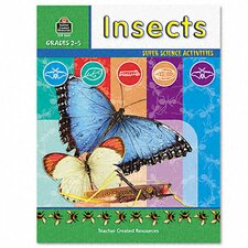 Super Science Activities/Insects, Grade 2-5, 48 pages