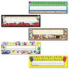 Jumbo Nameplates, 216/Pack