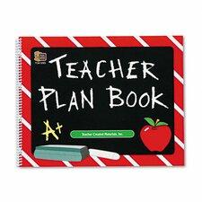 Plan Book Spiral-Bound