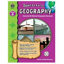 Down To Earth Geography Gr6 Bk W/cd