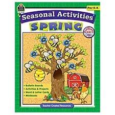 Seasonal Activities Spring Gr Prek
