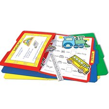 <strong>Teacher Created Resources</strong> File Folders Stor-it, Green, 3-Pack