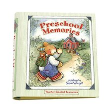 <strong>Teacher Created Resources</strong> Preschool Memories Album