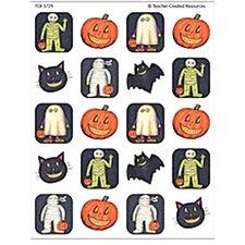 Sw Halloween Stickers 120 Stks