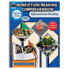 <strong>Teacher Created Resources</strong> Nonfiction Reading Informational