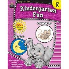 Ready Set Learn Kindergarten Fun