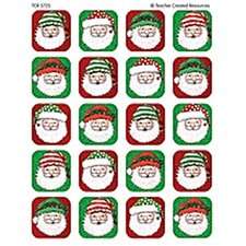Me Santa Trio Stickers 120 Stks