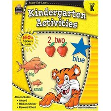 Ready Set Learn Kindergarten