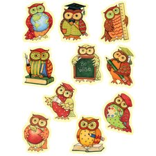 Sw Owl Accents 30 Pk