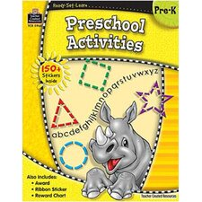 Ready Set Lrn Preschool Activities