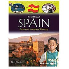Travel Through Spain Gr 3up