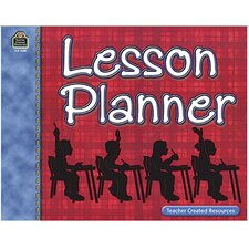 <strong>Teacher Created Resources</strong> Lesson Planner