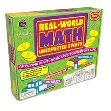 Real World Math Unexpected Events