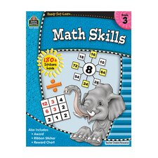 Ready-set-learn Math Skills Gr 3