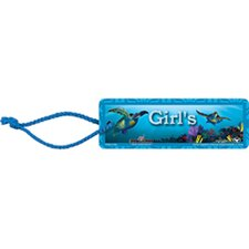 <strong>Teacher Created Resources</strong> Girls 2x6 Hall Pass