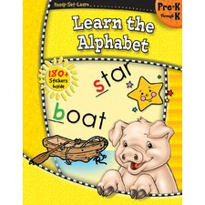 <strong>Teacher Created Resources</strong> Ready Set Learn Learn The Alphabet
