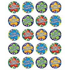 Star Student Stickers 120 Stks