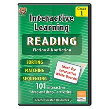 Interactive Learning Reading Games