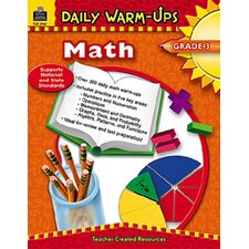 Daily Warm-ups Math Gr 3