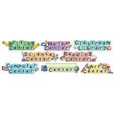 Center Signs Mini Bb Set