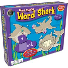 Word Shark Word Chunks Game