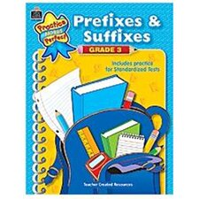 Prefixes And Suffixes Gr 3