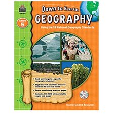 Down To Earth Geography Gr5 Bk W/cd