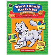 Word Family Activities Long Vowels