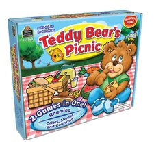 <strong>Teacher Created Resources</strong> Teddy Bears Picnic Game
