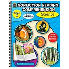 Nonfiction Reading Comp Science Gr6