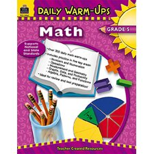 Daily Warm-ups Math Gr 5