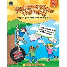 Summertime Learning Gr K