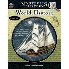 <strong>Teacher Created Resources</strong> Mysteries In History World History
