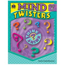 Mind Twisters Gr 6