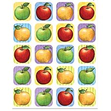 Sw Apple Stickers 120 Stks