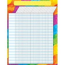 Rainbow Incentive Chart