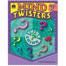 Mind Twisters Gr 5