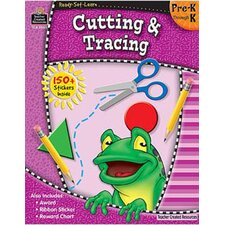 <strong>Teacher Created Resources</strong> Ready Set Learn Cutting & Tracing