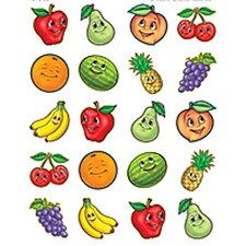 Fruits Stickers 120 Stks
