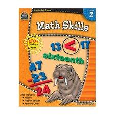 Ready-set-learn Math Skills Gr 2