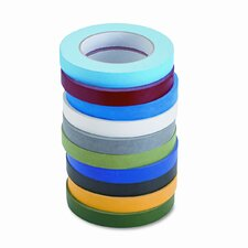 Colored Masking Tape Classroom Pack, 8 Rolls/Pack